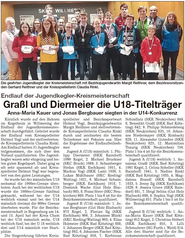Www Chamer Zeitung